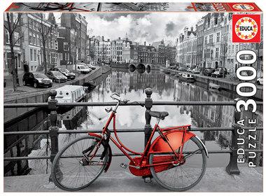 Amsterdam - Puzzel (3000)