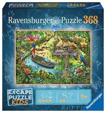 Escape Puzzel KIDS: Expeditie in de Jungle (368)