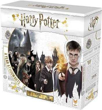 Harry Potter: Een jaar in Zweinstein