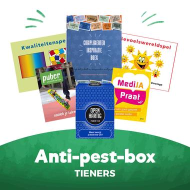 Anti-pest-box Tieners