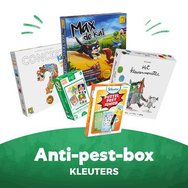 Anti-pest-box Kleuters