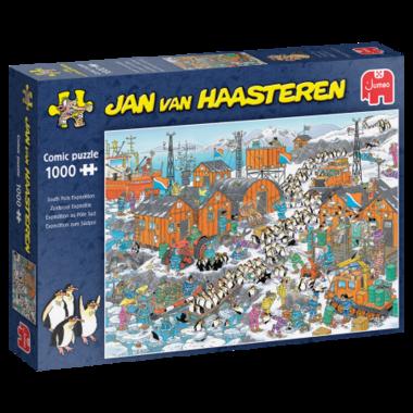 Zuidpool Expeditie - Jan van Haasteren Puzzel (1000)