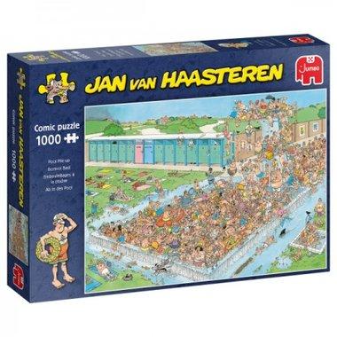Bomvol Bad - Jan van Haasteren Puzzel (1000)
