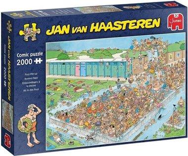 Bomvol Bad - Jan van Haasteren Puzzel (2000)