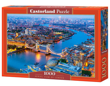 Aerial View of London - Puzzel (1000)