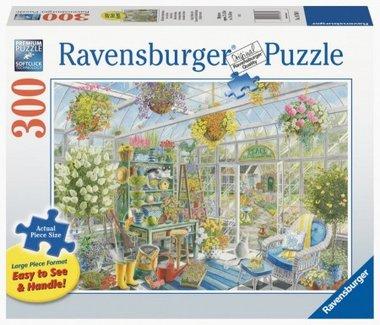 Greenhouse Heaven - Puzzel (300XL)