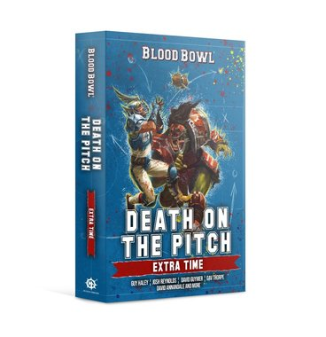 Death on the Pitch: Extra Time (Paperback)