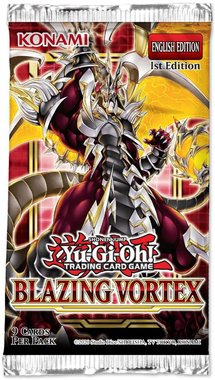 Yu-Gi-Oh! Blazing Vortex (Booster)