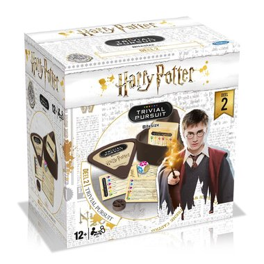 Trivial Pursuit: Harry Potter [NL] - Deel 2