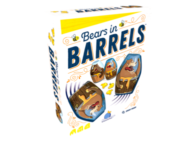 [2EHANDS] Bears in Barrels