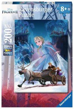 Frozen II: Het Mysterieuze Bos - Puzzel (200XXL)