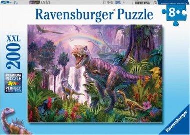 Land van de dinosauriërs - Puzzel (200XXL)