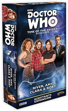 Doctor Who: Time of the Daleks - River, Amy, Clara & Rory Friends Expansion