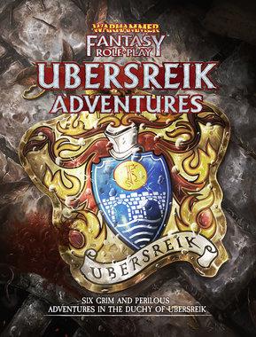 Warhammer Fantasy RPG: Ubersreik Adventures