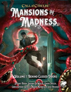 Call of Cthulhu: Mansions of Madness - Volume I: Behind Closed Doors