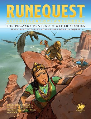 RuneQuest: The Pegasus Plateau & Other Stories