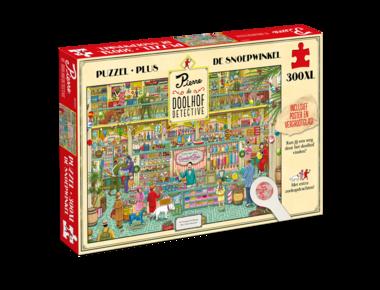 [LICHT BESCHADIGD] Pierre de Doolhofdetective: De Snoepwinkel - Puzzel (300XL)