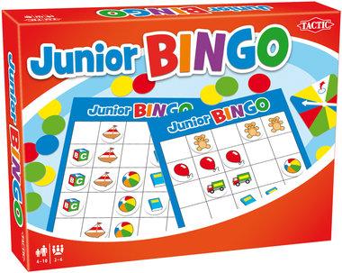 [ZWAAR BESCHADIGD] Junior Bingo