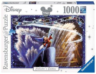 [LICHT BESCHADIGD] Disney Collector's Edition: Fantasia - Puzzel (1000)