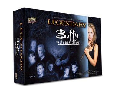 [GEMIDDELD BESCHADIGD] Legendary: Buffy The Vampire Slayer