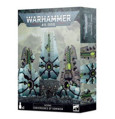 Warhammer 40,000 - Necrons: Convergence of Dominion