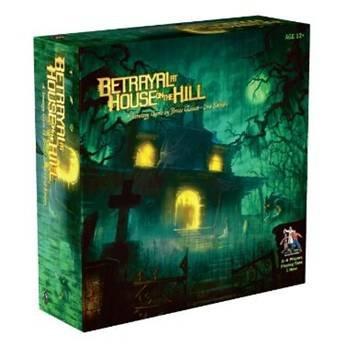 [LICHT BESCHADIGD] Betrayal at House on the Hill (2nd Edition)