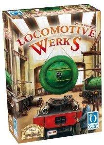 [LICHT BESCHADIGD] Locomotive Werks
