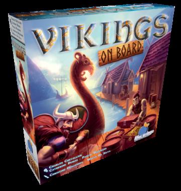 [GEMIDDELD BESCHADIGD] Vikings on Board