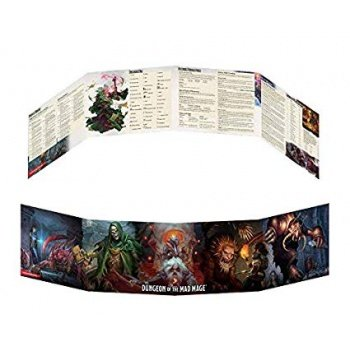 [LICHT BESCHADIGD] Dungeons & Dragons: Waterdeep - Dungeon of the Mad Mage (Dungeon Master's Screen)