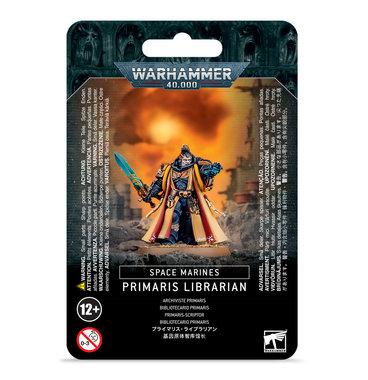 Warhammer 40,000 - Space Marines Primaris Librarian