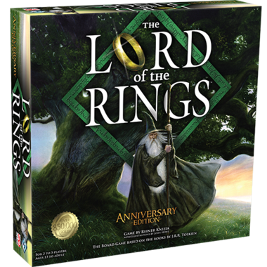 The Lord of the Rings [ANNIVERSARY EDITION]
