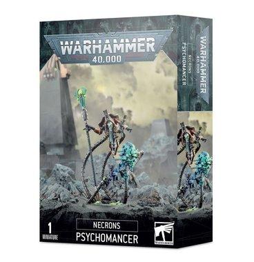 Warhammer 40,000 - Necrons: Psychomancer