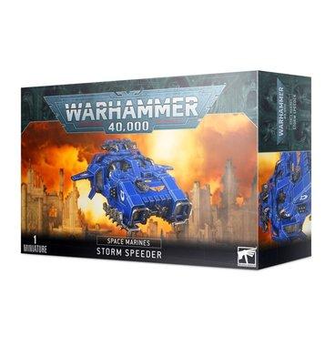 Warhammer 40,000 - Space Marines: Storm Speeder