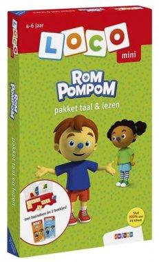 Loco Mini Pakket - Rompompom: Taal & Lezen