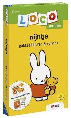 Loco Bambino Pakket - Nijntje: Kleuren & Vormen