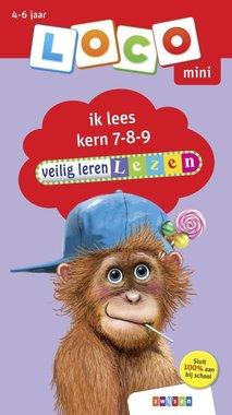 Loco Mini Boekje - Veilig Leren Lezen: Kern 7-9