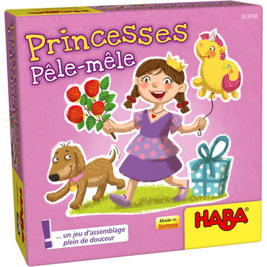 Princesses Pêle-mêle (3+)