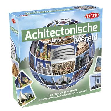 Architectonische wonderen van de wereld