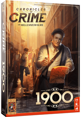 Chronicles of Crime: 1900 [NL]