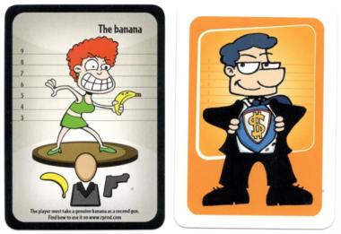 Cash 'n Guns: The Banana Promo