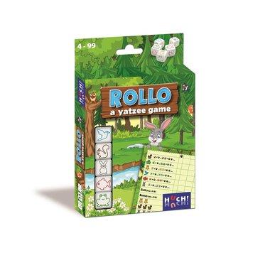 Rollo: A Yatzee Game