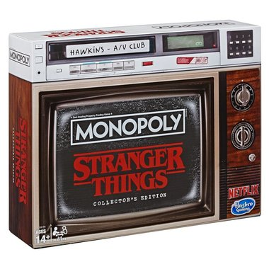Monopoly: Stranger Things [COLLECTOR'S EDITION]