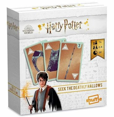Harry Potter: Seek the Deathly Hallows