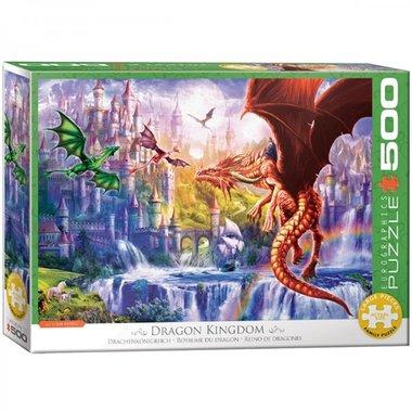 Dragon Kingdom - Puzzel (500XL)
