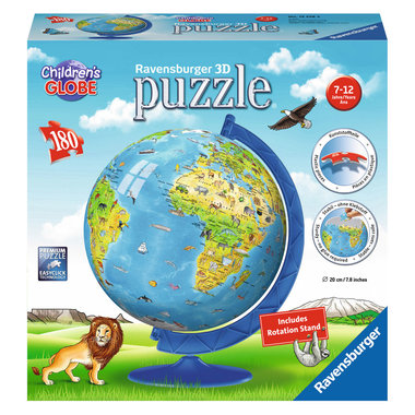 Children's Globe - 3D Puzzel (180)