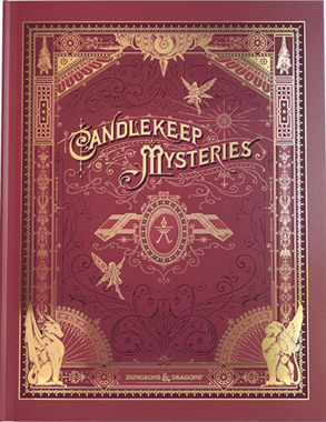 Dungeons & Dragons: Candlekeep Mysteries [LIMITED EDITION]