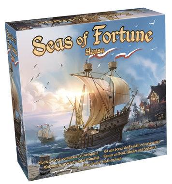 [GEMIDDELD BESCHADIGD] Seas of Fortune