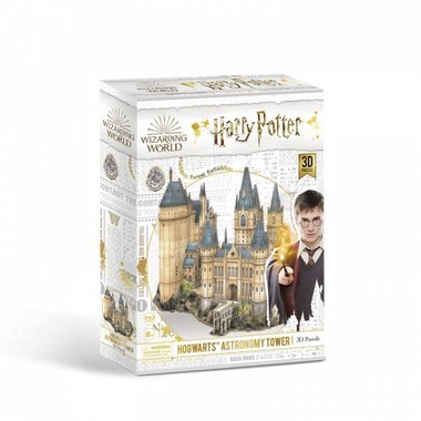 Harry Potter: Astronomy Tower - 3D Puzzle (243)