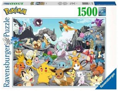 Pokémon - Puzzel (1500)