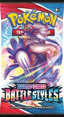 Pokémon: Sword & Shield - Battle Styles Booster